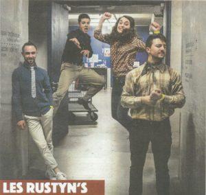 Les Rustyn's