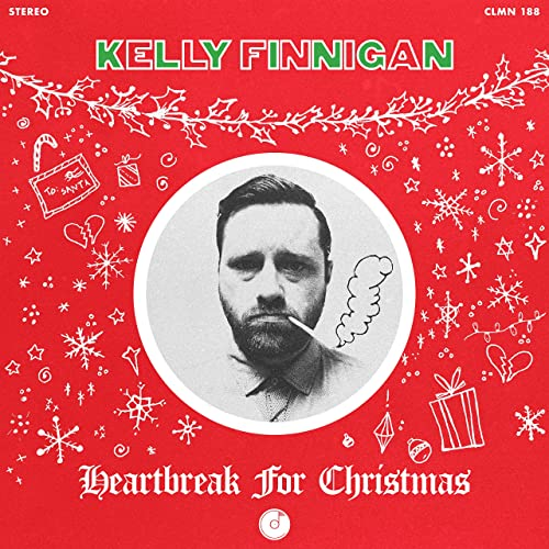 KELLY FINNEGAN - Heartbreak for christmas